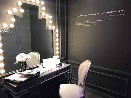 ディオール Dior ミスディオール 70周年 イベント 1日限り 表参道 東京 香水 フレグランス フォトスポット バラ