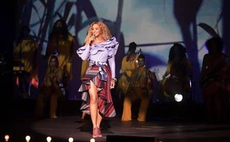 ビヨンセ Beyonce 妊娠発表 マタニティフォト 双子 美しい インスタグラム グラミー賞 出演 コーチェラ 昨年12月