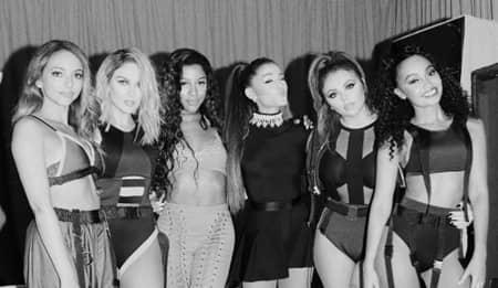 アリアナ・グランデ Arianna Grande デンジャラス・ウーマンツアー Dangerous Woman Tour オープニングアクト リトルミックス Little Mix ヴィクトリア・モネ Victoria Monet