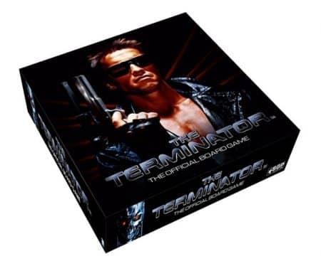 ターミネーター公式ボードゲーム Terminator Official Board Game クラウドファンディング