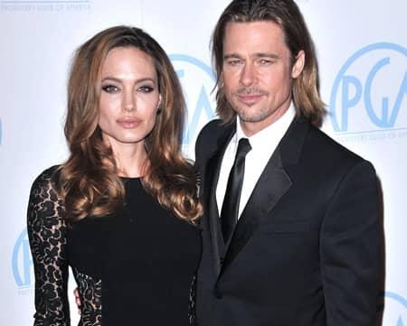 アンジェリーナ・ジョリー ブラッド・ピット 離婚 Angelina Jolie Brad Pitt Divorce