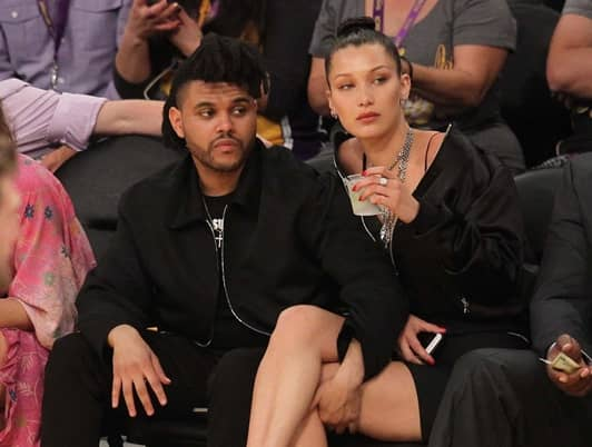 ザ・ウィークエンド ベラ・ハディッド 交際 The Weeknd Bella Hadid