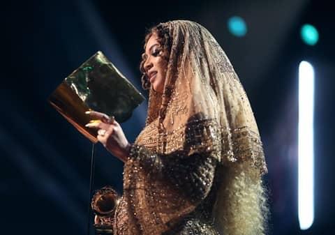 ビヨンセ グラミー賞 スピーチ Beyonce Grammy Awards Speech