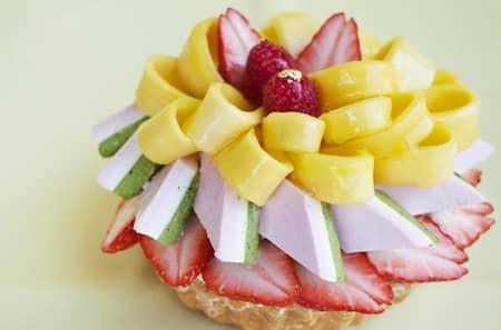 カフェコムサ ひなまつり 春 ケーキ 限定 Cafe Comme Ca Spring Limited Cake