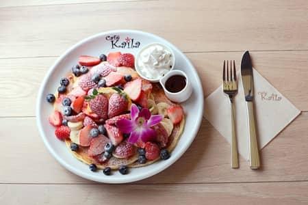 カフェ・カイラ パンケーキ Cafe Kaila  Pancake