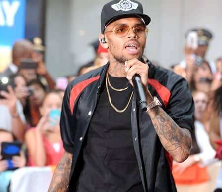 クリス・ブラウン Chris Brown DV