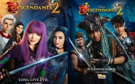 ディセンダント  映画 続編 ディズニー ダヴ・キャメロン Discendants 2 Sequel Movie Disney Dove Cameron