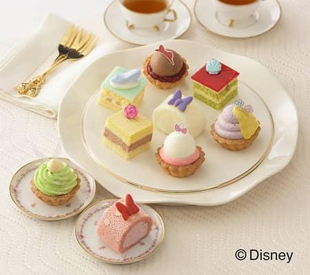 ディズニー ひなまつり ケーキ コージーコーナー Disney Petit Cake