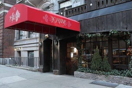 レディーガガ 父 イタリアン レストラン NY