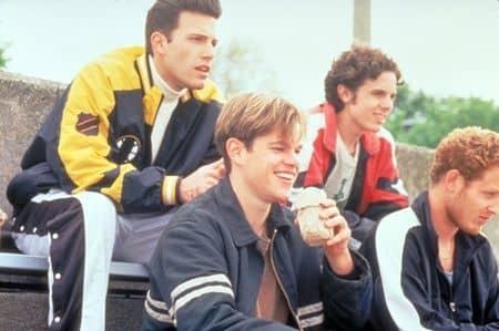 グッド・ウィル・ハンティング 映画 ベン・アフレック マット・デイモン Good Will Hunting Matt Damon Ben Affleck