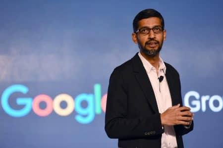 サンダー・ピチャイ Sundar Pichai グーグル Google CEO 最高経営責任者