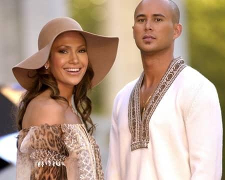 ジェニファー・ロペス クリス・ジャッド MTV  交際 Jennifer Lopez Chris Judd