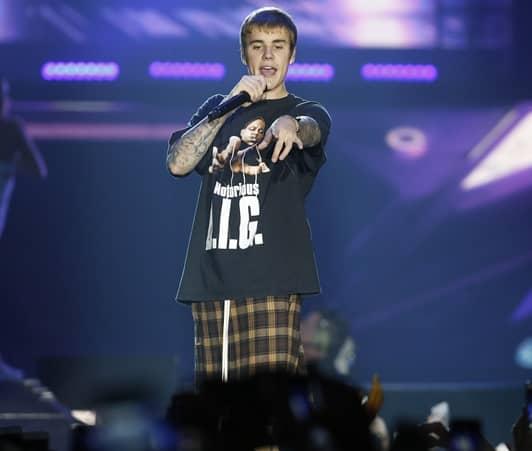 ジャスティン・ビーバー Justin Bieber Purpose Tour