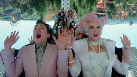 ケイティ・ペリー チェーン・トゥ・ザ・リズム MV  新曲 Katy Perry Chained to the Rhythm New Song
