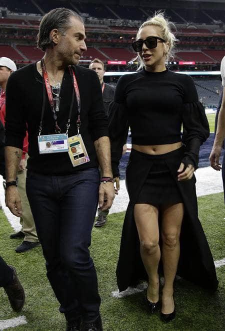レディー・ガガ クリスチャン・カリーノ 恋人 Lady Gaga Christian Carino  Relationship Boyfriend
