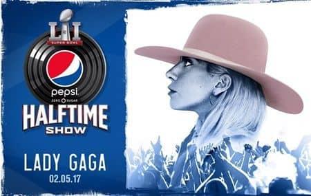 レディ・ガガ スーパーボウル ハーフタイムショー Lady Gaga Super Bowl Half Time Show