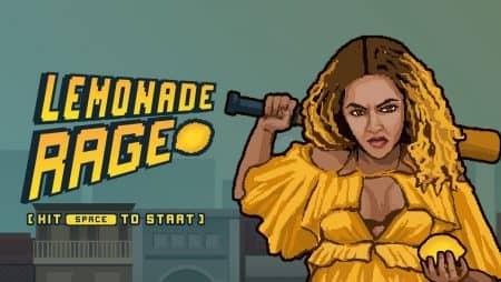 ビヨンセ ゲーム Beyonce Lemonade Rage