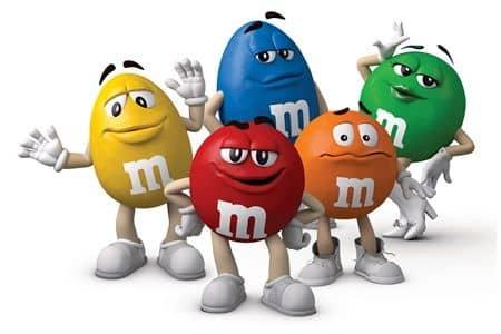 M&M'S エムアンドエムズ