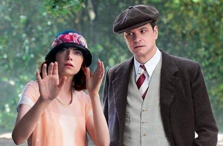 マジック・イン・ムーンライト 映画 エマ・ストーン コリン・ファース Magic in the Moonlight Emma Stone Colin Firth