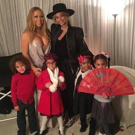 マライア・キャリー ビヨンセ 妊娠 双子 Mariah Carey Beyonce Pregnant Twins