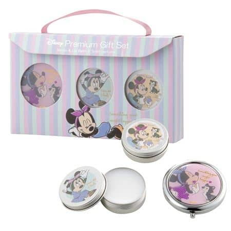 ミニーマウス コフレギフトセット PLAZA MINiPLA Minnie Mouse Gift Set