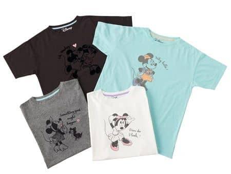 ミニーマウス Tシャツ PLAZA MINiPLA Minnie Mouse