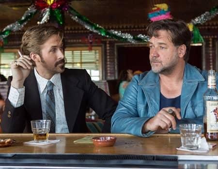 ナイスガイズ! ライアン・ゴズリング ラッセル・クロウ 映画 Ryan Gosling Russell Crowe Nice Guys Movie