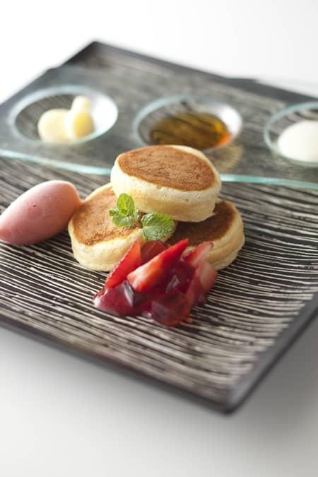 パンケーキの日 ホテル ニューオータニ