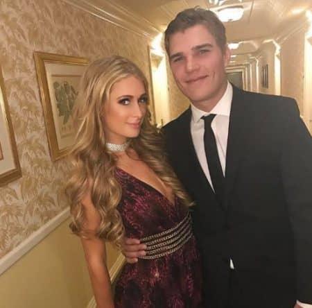 パリス・ヒルトン クリス・ジルカ Paris Hilton Chris Zylka