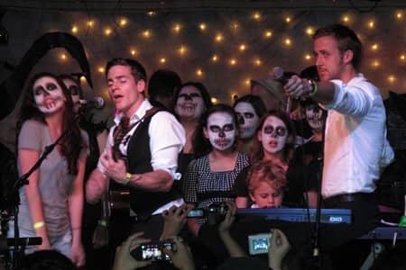 ライアン・ゴズリング バンド デッド・マンズ・ボーンズ Ryan Gosling Band Dead Man's Bones