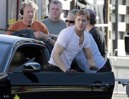 ライアン・ゴズリング ドライヴ 映画 撮影 Ryan Gosling Movie Drive Shooting
