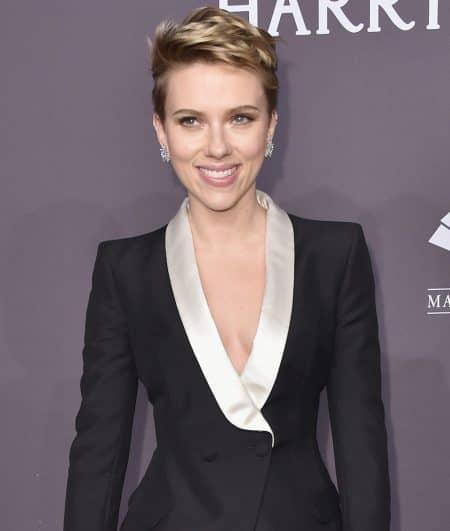 スカーレット・ヨハンソン ワーキングママ Scarlett Johansson