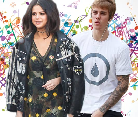 セレーナ・ゴメス Selena Gomez ジャスティン・ビーバー Justin Bieber