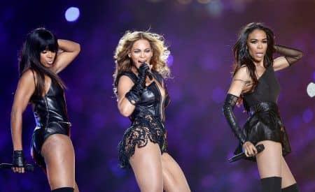 スーパーボウル 2013 ビヨンセ Beyonce  デスティニーズ・チャイルド デスチャ