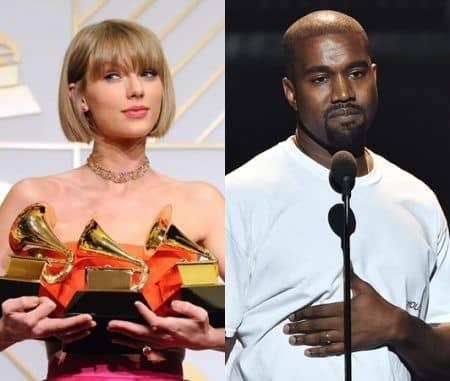 テイラー・スウィフト Taylor Swift カニエ・ウェスト Kanye West