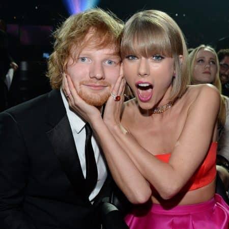 テイラー・スウィフト Taylor Swift エド・シーラン Ed Sheeran