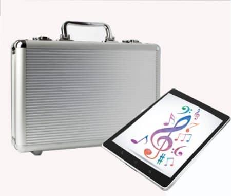 ブリーフケース iPad