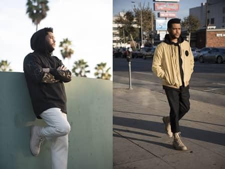 ザ・ウィークエンド H&M コラボ The Weeknd