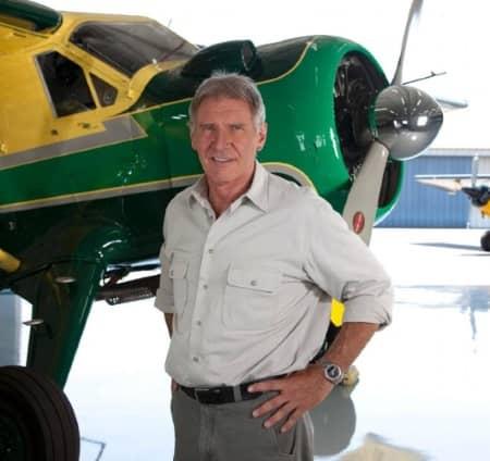 ハリソン・フォード 飛行機 事故