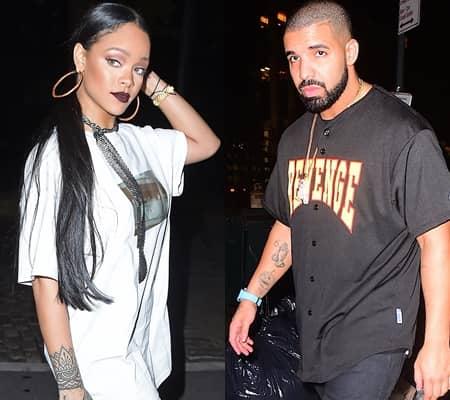 リアーナ Rihanna ドレイク Drake アイルランド公演 リアーナ誕生日 メッセージ 元彼女 愛 ずっと好きだった
