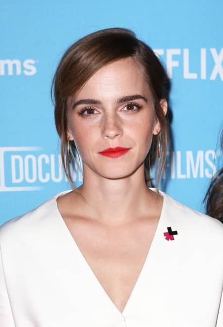 エマ・ワトソン Emma Watson インスタグラム 新アカウント 映画 『美女と野獣』 プレスツアー ファッション 優しい エコ おしゃれ