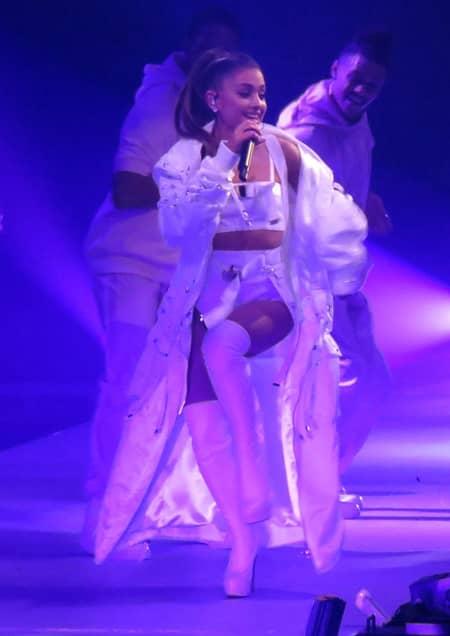 アリアナ・グランデ Arianna Grande デンジャラス・ウーマンツアー Dangerous Woman Tour