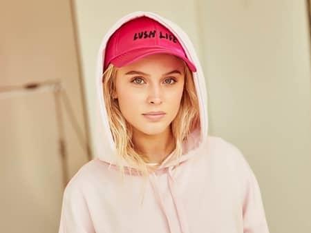 ザラ・ラーソン Zara Larsson H&M コラボ コレクション 5月18日発売 ソーグッド アルバム サマーソニック 来日