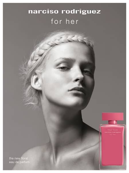 ナルシソ ロドリゲス  Narciso Rodriguez  フォーハー  for her  フルール ムスク  ピンク フレグランス 香水