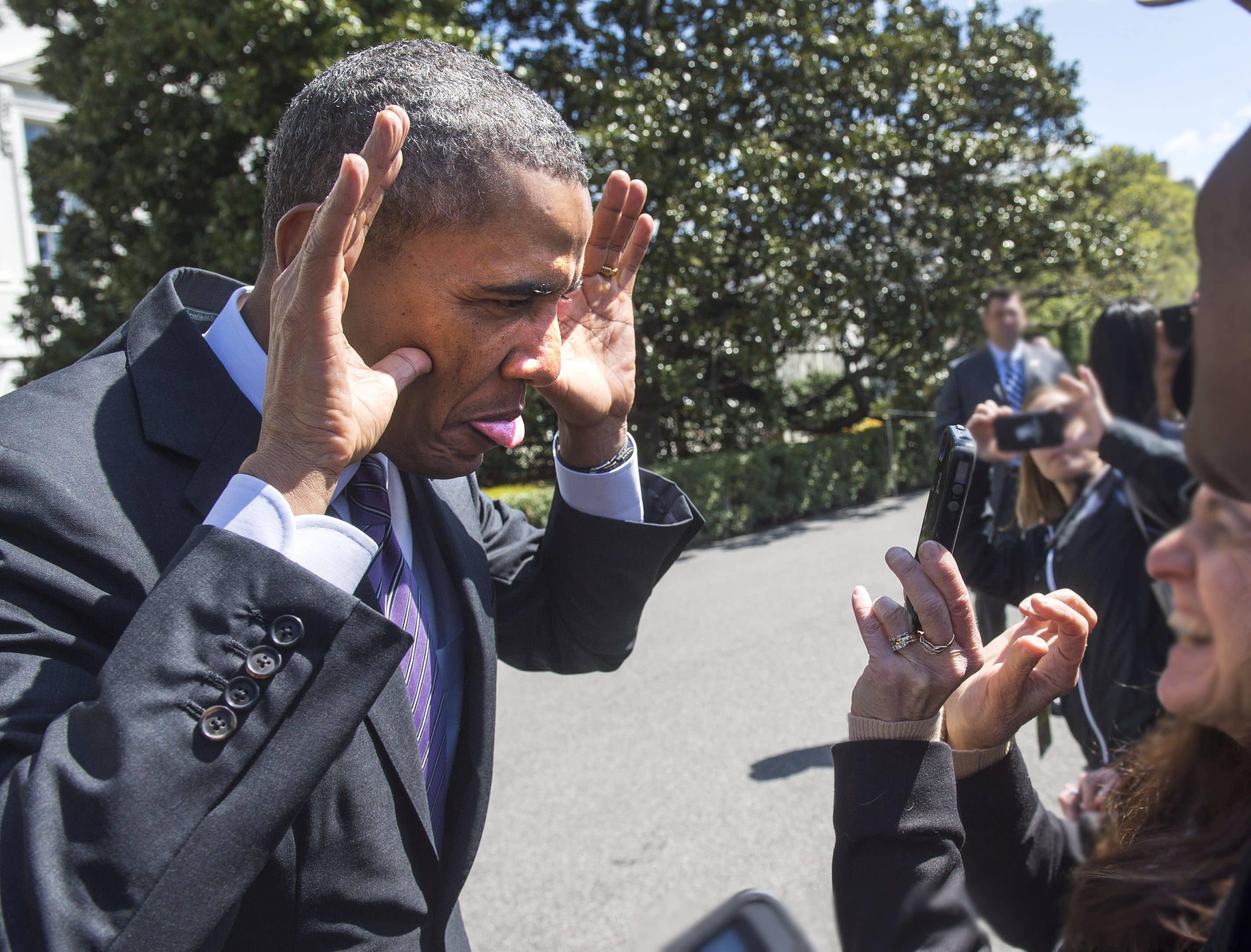 THANK YOU OBAMA オバマ チャンス・ザ・ラッパー