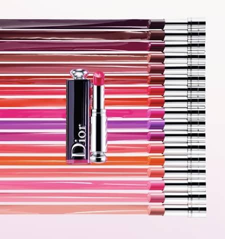 ディオール Dior リップ 新商品 ディオール アディクト ラッカー スティック 3月10日発売 とろける 鮮やかな発色 19色
