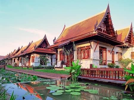 Khao Lak, Thailand (Khaolak Bhandari Resort & Spa) カオラック(タイ)