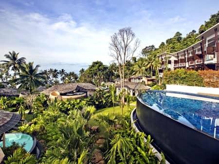 クート島(タイ)Koh Kood, Thailand (Cham's House Koh Kood Resort)