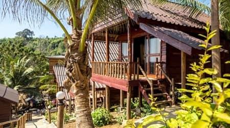 ロン島(カンボジア)Koh Rong, Cambodia (Happy Elephant Bungalows)