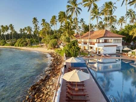 タンガラ(スリランカ) Tangalle, Sri Lanka (Dickwella Resort)